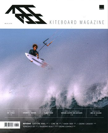 Access kiteboard magazine (03-2018)