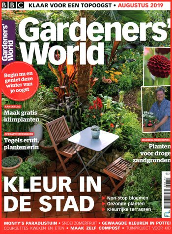 BBC Gardeners' World NL (08-2019)