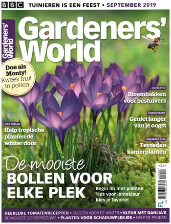 BBC Gardeners' World NL (09-2019)