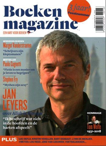 Boeken magazine (16-2018)