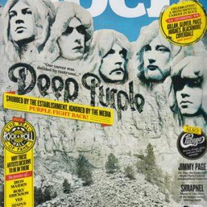 Classic Rock + CD UK (Issue 208 - April)