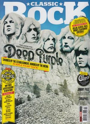 Classic Rock + CD UK (Issue 208 - April)