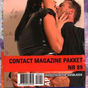 Contact magazine pakket (89-2020)