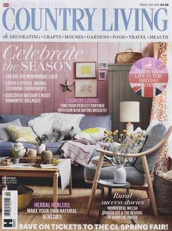 Country Living UK (02-2016)