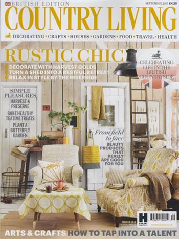 Country Living UK (09-2015)
