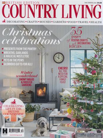 Country Living UK (12-2015)