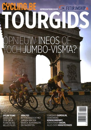 Cycling.be Tourgids (2020)