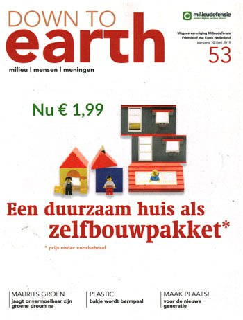 Down to Earth (53-2019)