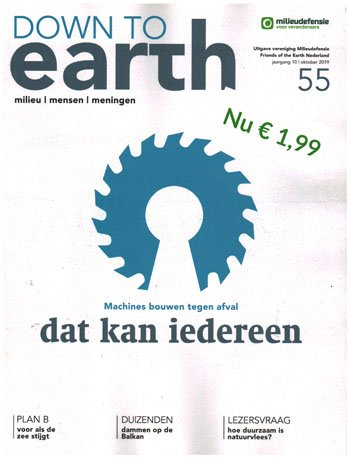 Down to Earth (55-2019)