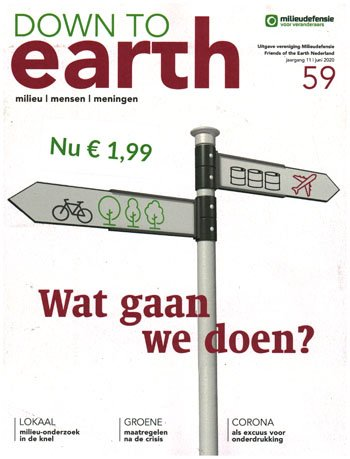 Down to Earth (59-2020)