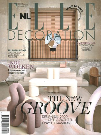 Elle Decoration NL (01-2020)