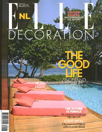Elle Decoration NL (04-2018)