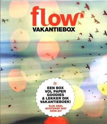 Flow vakantiebox (01-2018)