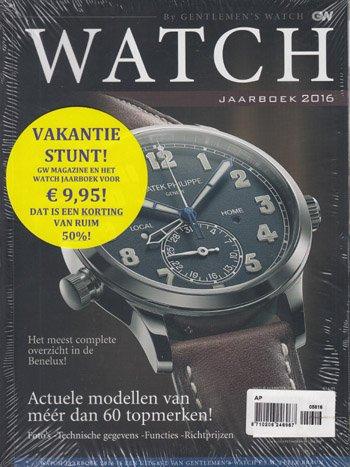 Gentlemen's watch (jaarboek 2016)