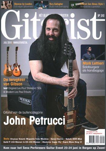 Gitarist (340-2019)