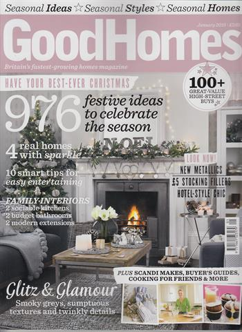 GoodHomes UK (Issue 202 - January)