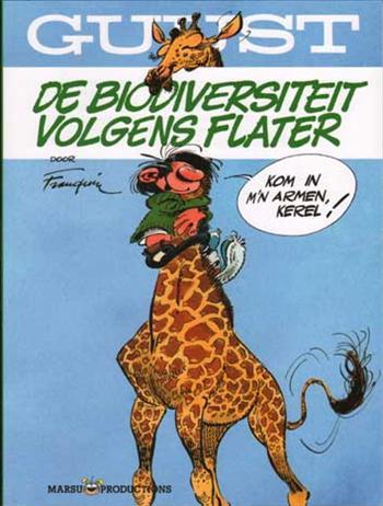 Guust - Marsu (De biodiversiteit volgens Flater)