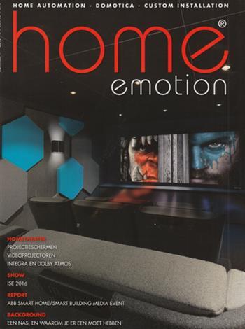 Home Emotion (01-2016)