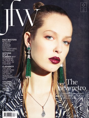 JFW Jewels*Fashion*Watches UK (Issue 63)