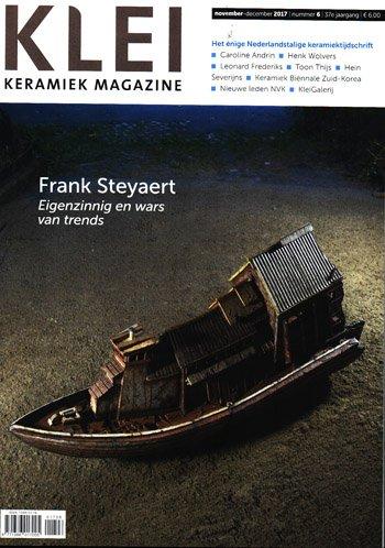 KLEI keramiek magazine (06-2017)
