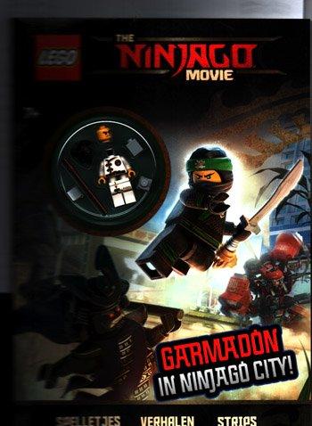Lego Ninjago (10-2017 The Ninjago Movie)
