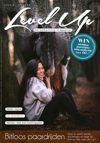 Level Up Horsemanship Magazine (19-2019)