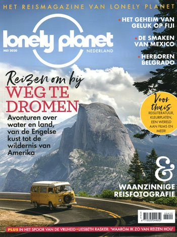 Lonely Planet traveller (04-2020)