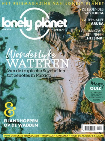 Lonely Planet traveller (05-2020)