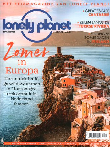 Lonely Planet traveller (06-2020)