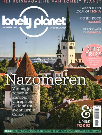Lonely Planet traveller (07-2020)