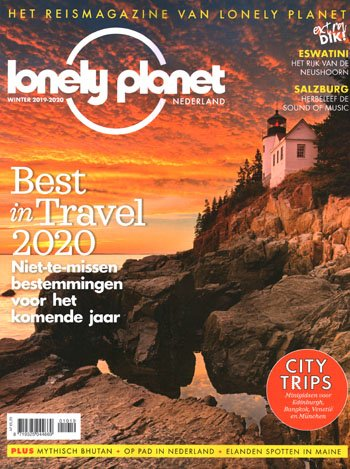 Lonely Planet traveller (10-2019)