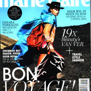 Marie Claire (01-2018)