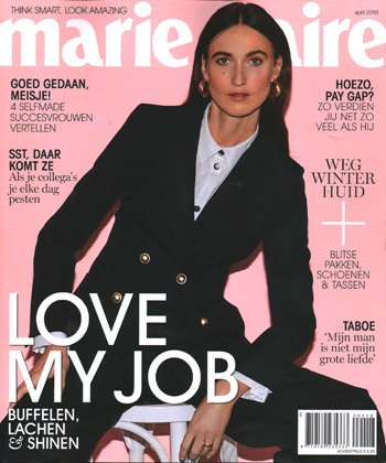 Marie Claire (04-2018)