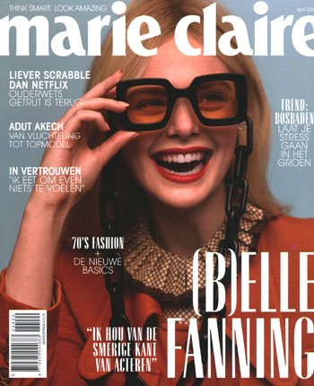 Marie Claire (04-2020)
