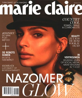 Marie Claire (10-2018)
