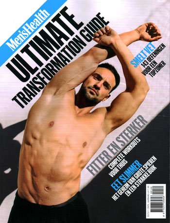 Men's Health Ultimate Transformation Guide (01-2020)