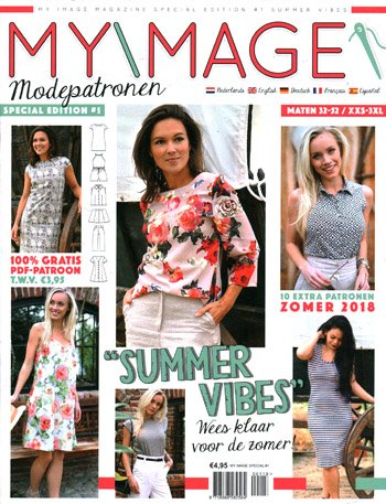 My Image special (1-2018 Zomer special)