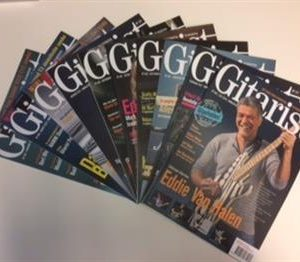 Pakket Gitarist (Pakket: 10 edities)