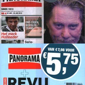 Pakket Panorama + Nieuwe Revu (04-2019)
