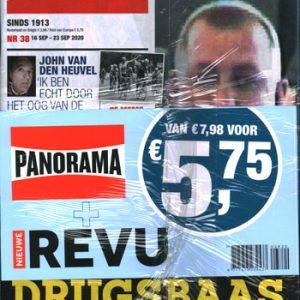 Pakket Panorama + Nieuwe Revu (38-2020)