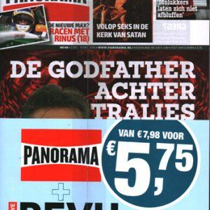 Pakket Panorama + Nieuwe Revu (49-2018)