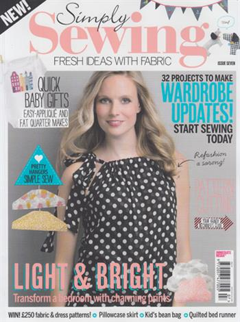 Simply Sewing UK (Issue 07)