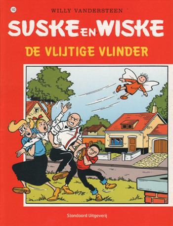 Suske en Wiske (163)
