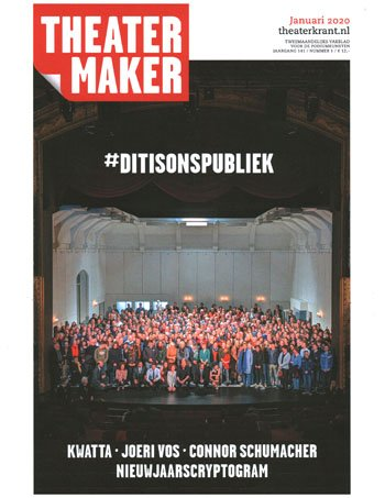 Theatermaker (01-2020)