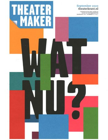 Theatermaker (05-2020)
