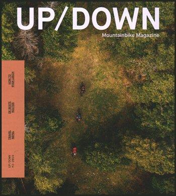 UP/DOWN Mountainbike magazine (03-2019)