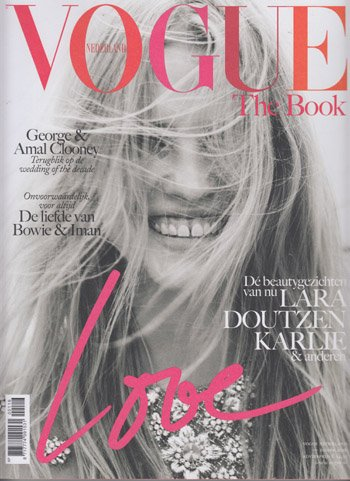 Vogue The Book NL (1-2016 Love)