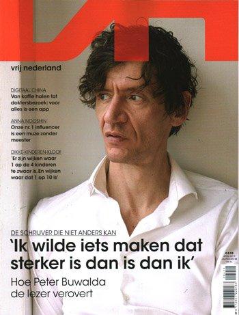 Vrij Nederland (04-2019)