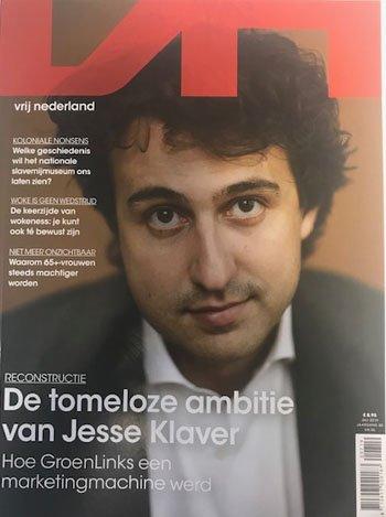 Vrij Nederland (07-2019)