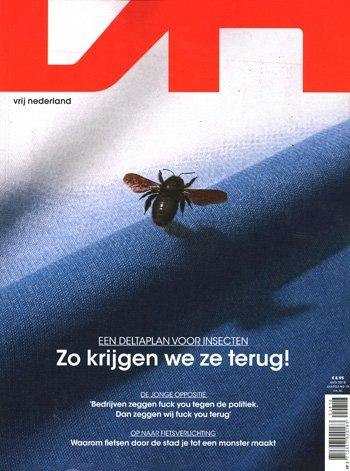 Vrij Nederland (08-2018)